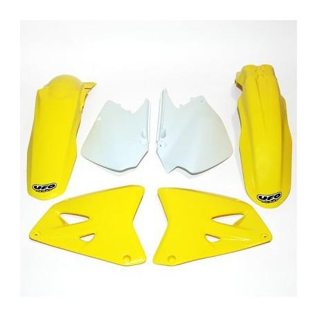 Kit plastique Ufo Plast pour Suzuki RM125 06-12