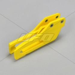 Patins de bras oscillant Ufo Plast pour Suzuki RM125 01-09