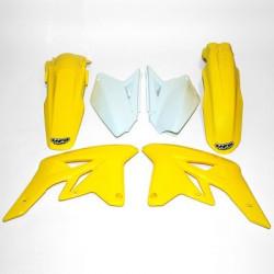 Kit plastique Ufo Plast pour Suzuki RM-Z250 07-08