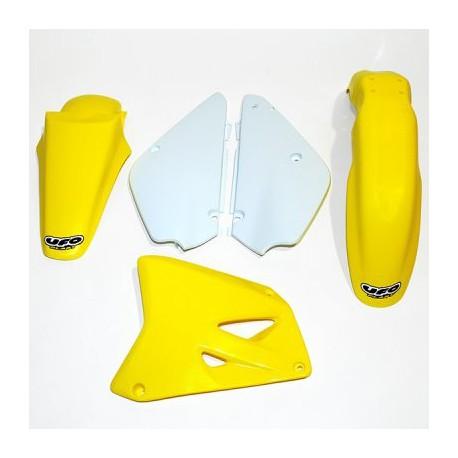 Kit plastique Ufo Plast pour Suzuki RM85 00-15