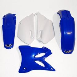 Kit plastique Ufo Plast pour Yamaha YZ85 02-12