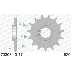Pignon Afam acier pour KTM 625LC4 SXC 03-07