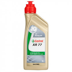 Castrol XR77 Racing compétition 2T 1L (100% Synthèse)