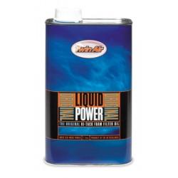Graisse à filtre à air liquide Twin Air Liquid Power 1L