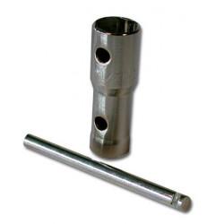 Clé à bougie 16,18,21 mm