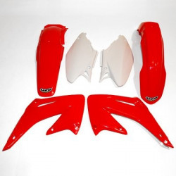 Kit plastique Ufo Plast pour Honda CR125R 05-07