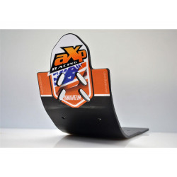 Semelle AXP Racing PHD Anaheim orange pour KTM SX125 16-19