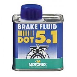 Liquide de frein DOT 5.1 Motorex 1L