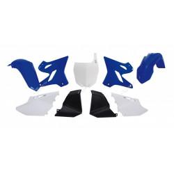 Kit Plastiques Racetech Replica 15-18 bleu/blanc pour Yamaha YZ125/250 02-19