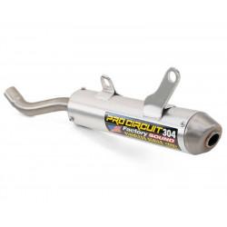 Silencieux Pro Circuit 304 pour Kawasaki KX85 02-16
