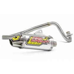 Ligne complète Pro Circuit T-4 pour Honda CRF50F 04-16