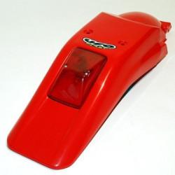 Garde boue arrière Ufo Plast pour Honda XR250R/400R 96-14