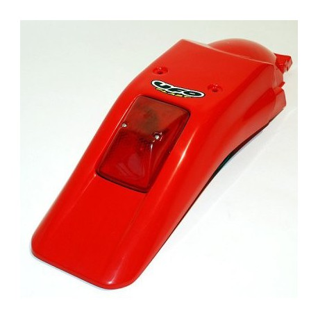 Garde boue arrière Ufo Plast pour Honda XR250R 96-14