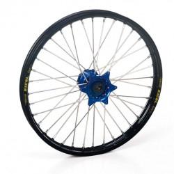 Roue avant Excel jante noire/moyeu bleu pour Husqvarna TC85 Petite roue 14-16