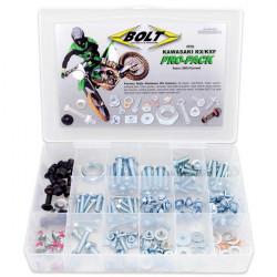Kit visserie Bolt Pro-Pack pour Kawasaki