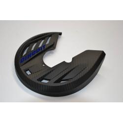 Protège disque carbone circuit equipment bleu