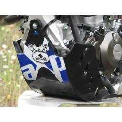 Sabot GP PHD AXP Racing Noir déco bleu pour Yamaha YZ250F 14