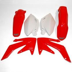 Kit plastique Ufo Plast pour Honda CRF250R 06-07