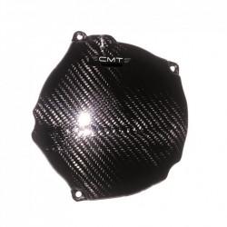 Protection carbone de carter d'embrayage pour Kawasaki KXF450 13-15