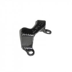 Protection carbone pour étrier de frein arrière pour Suzuki RMZ250 10-16