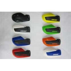 Coques plastiques bi-couleurs Circuit Equipment pour FHS Alloy et Alloy Short
