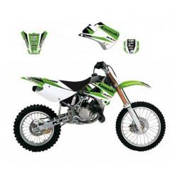 Kit déco Dream Graphics 3 pour Kawasaki KX65 00-16