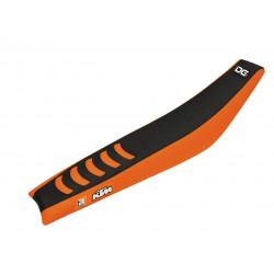 Housse de selle Double Grip 3 pour KTM SX 125 07-10