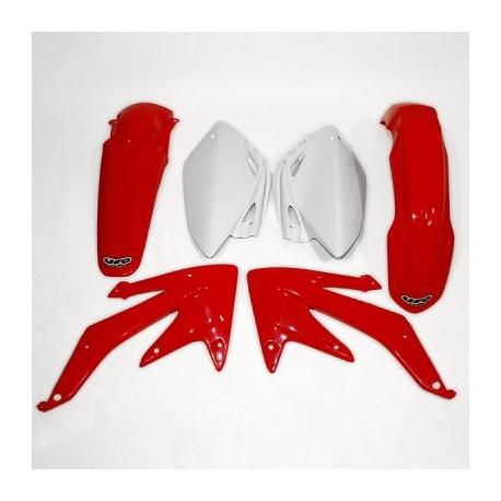 Kit plastique Ufo Plast pour Honda CRF450R 05-06