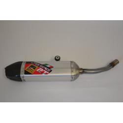 Silencieux carbone Fresco pour KTM 125SX 16-17
