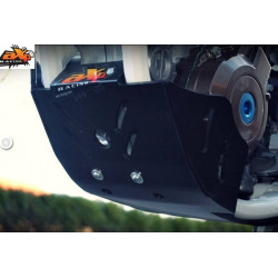 Sabot Enduro PHD AXP Racing pour Husqvarna TE250/450 08-09