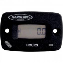 Compteur d'heures réinitialisable Hardline