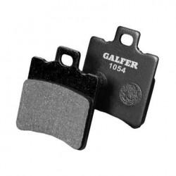 Plaquettes de frein arrière Galfer organique semi métal pour Honda CR125R 02-07