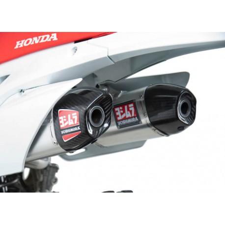 Embout carbone côté gauche pour silencieux Yoshimura type RS9