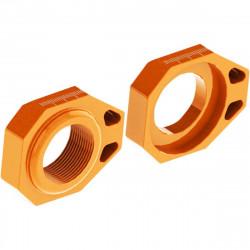 Tendeurs de chaine Scar pour KTM SX65 02-15