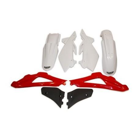 Kit plastique Ufo Plast pour Husqvarna CR125 06