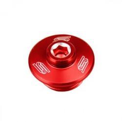 Bouchon de remplissage d'huile Scar pour Suzuki RM-Z250 07-16