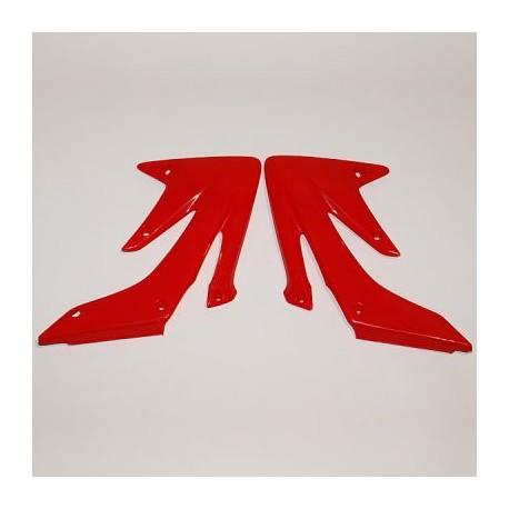 Ouies de radiateurs Ufo Plast pour Honda CRF250R 04-09