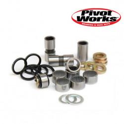 Roulements de biellettes Pivot Works pour Honda CR125R/250R 02-04