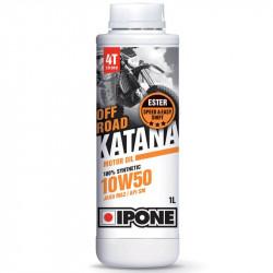 Ipone Katana 100% Synthèse 10W50