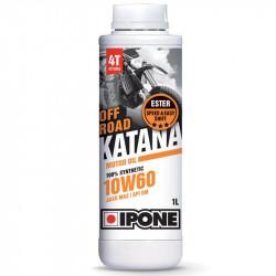 Ipone Katana 100% Synthèse 10W60