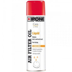 Huile de filtre à air liquide 500ML Ipone