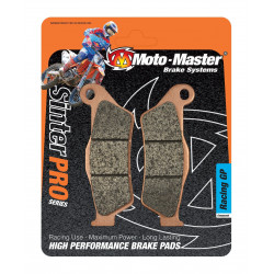 "Plaquettes de frein avant Moto-Master ""Sinter Pro Racing GP"" 091012"