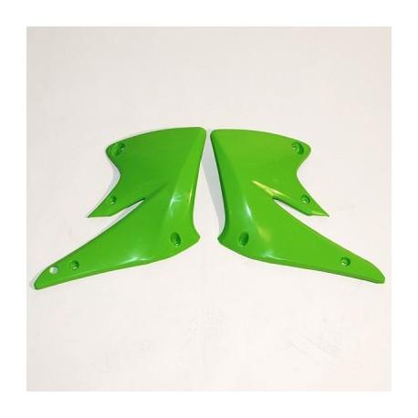 Ouies de radiateurs Ufo Plast pour Kawasaki KX250F 04-05