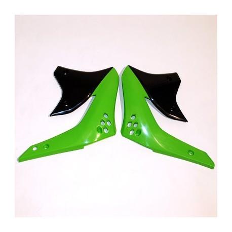Ouies de radiateurs Ufo Plast pour Kawasaki KX450F 07
