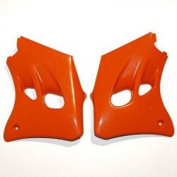 Ouies de radiateurs Ufo Plast pour KTM SX65 97-01