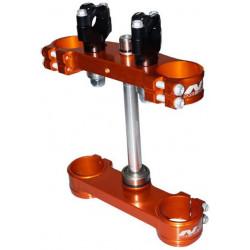 Tés de fouche Neken offset 22mm pour KTM SX/SX-F 13-18