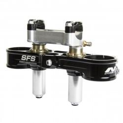 Té de fourche supérieur SFS pour KTM 125,150,250,350,450 SX/SX-F 13-18