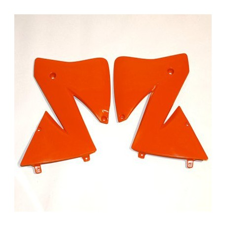 Ouies de radiateurs Ufo Plast pour KTM EXC125 01-02