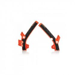 Protection de cadre Acerbis X-GRIP pour KTM SX85 11-17 & Husqvarna TC85 14-17