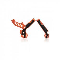 Protection de cadre Acerbis X-GRIP pour KTM SX/SX-F 11-15 ; SX250 11-16